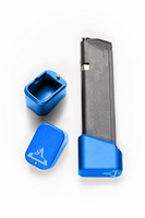 Taran Tactical TTI Firepower Base Pad Kit for Glock - USPSA Limited / Open Blue
