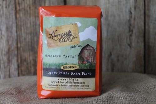 Liberty Mills Farm Ground Coffee
