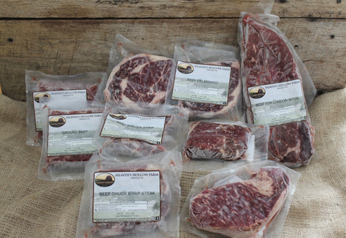 Keswick Beef Sampler Package