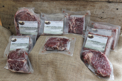 Earlysville Beef Sampler Package