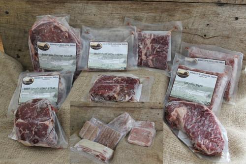 Reva Beef and Pork Sampler Package