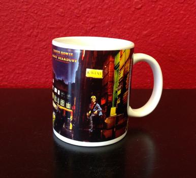 David Bowie Ziggy Stardust Coffee Mug