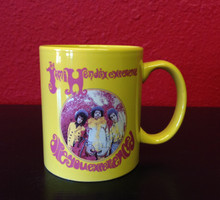 Jimi Hendrix Are You Experienced Mug