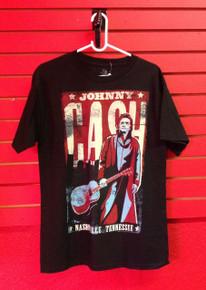 Johnny Cash Nashville T-Shirt
