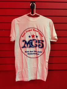 MC5 69 East Coast Tour Standard Cut T-Shirt