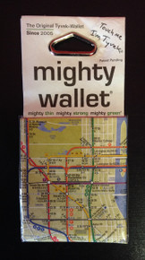 Mighty Wallet NYC Subway Map