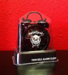 Motorhead Alarm Clock