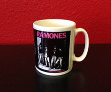 Ramones Rocket to Russia Mug