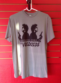 Richard Hell and the Voidoids T-Shirt in Grey