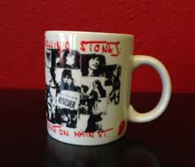 Rolling Stones Exile on Main St. Mug