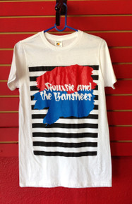 Siouxsie and the Banshees Stripes T-Shirt