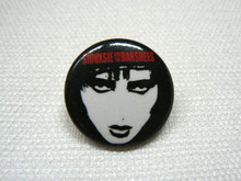 Siouxsie Sioux and the Banshees button