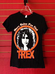 T Rex Fan Club Girls/Slim Cut T-Shirt