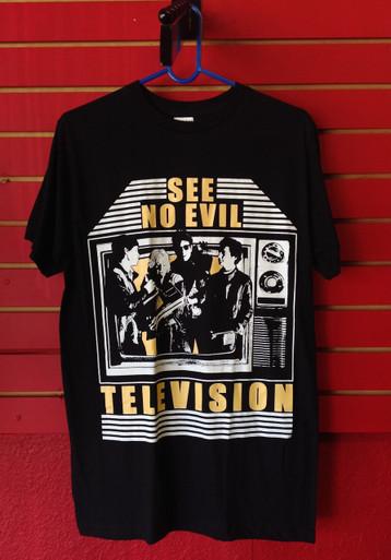 Television See No Evil T-Shirt