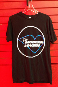 The Modern Lovers Logo T-Shirt