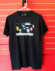 Velvet Underground with Nico Color Faces T-Shirt