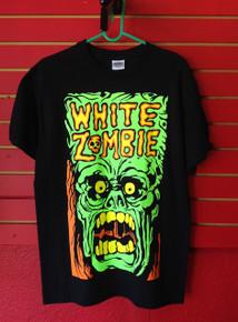 White Zombie Monster T-Shirt