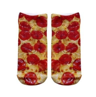 Living Royal Pizza Ankle Socks