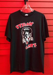 Stray Cats Logo T-Shirt