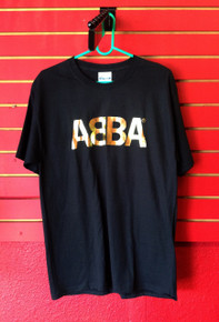 ABBA Gold Logo T-Shirt