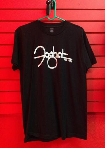 Foghat Est. 1971 Logo T-Shirt