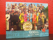 Beatles Sergeant Pepper 1000 Piece Jigsaw Puzzle