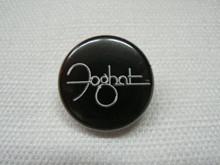 Foghat Logo Button