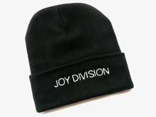 Joy Division Logo Knit Cap