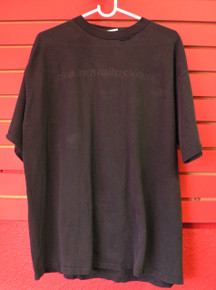 Vintage Nine Inch Nails Closure Tour T-Shirt - Size Extra Large