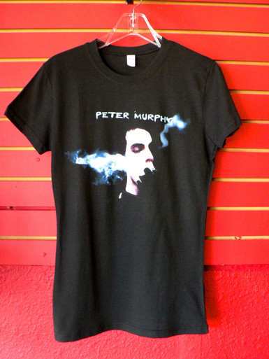 Peter Murphy Holy Smoke Slim Fit T-Shirt