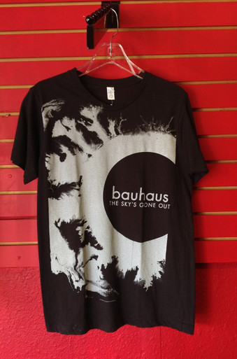 Bauhaus Sky's Gone Out T-Shirt