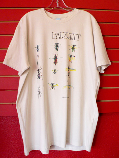Syd Barrett - Barrett Album Cover T-Shirt