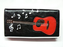 Country Rocker Ladies Bi-Fold Zipper Wallet