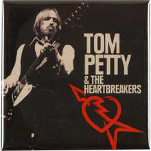 Tom Petty and the Heartbreakers fridge refrigerator magnet