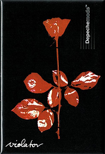 Depeche Mode Violator Album fridge refrigerator magnet
