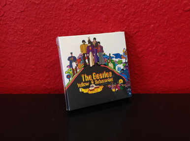 Beatles Yellow Submarine Drink Coasters