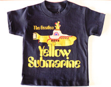 Beatles Yellow Submarine Toddler T-Shirt