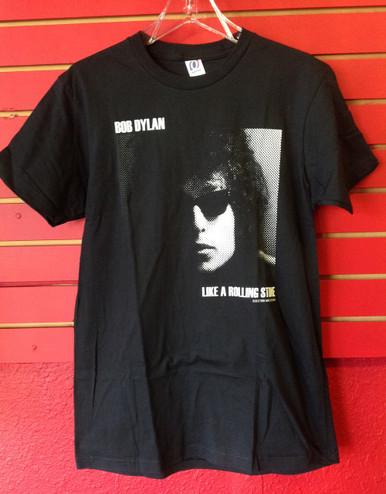 Bob Dylan - Like a Rolling Stone T-Shirt