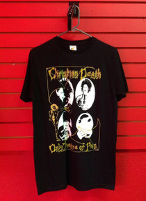 Christian Death - Only Theatre of Pain T-Shirt