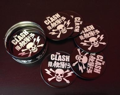Clash Drink Coasters