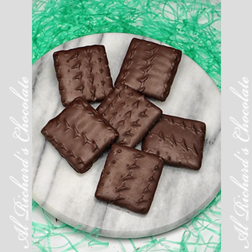 Graham Crackers (Dark Chocolate)