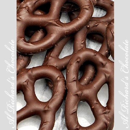 Chocolate Covered Pretzels Dark Chocolate