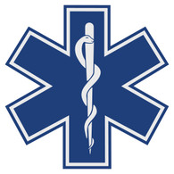 Star of Life with Border