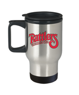 Rattlers Wrestling Club Stainless Steel Travel Mug