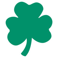 3 Leaf Clover Decal