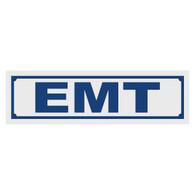 EMT Title Decal