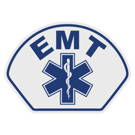 EMT Helmet Front Decal