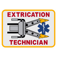 Extrication Technician Decal