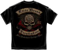 Elite Breed Firefighter Bikers T-Shirt (THD009)