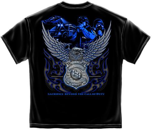Elite Breed Law Enforcement Sacrifice T Shirt Thd203